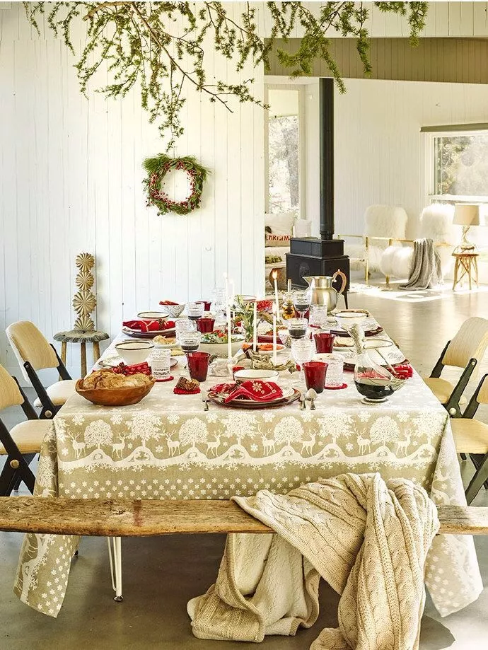 别致圣诞 | 除了圣诞树,这些家居也让你多一个过温暖圣诞的理由