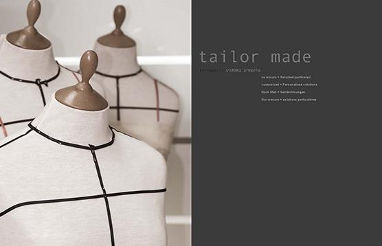 TECNOPOLIS tailor made