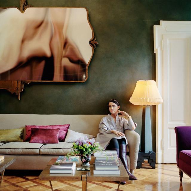 府邸 | TOD'S 创意总监居然是个超级大宅女